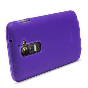 Flexishield Case for LG G2 - Purple