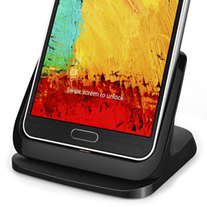 Ultrathin Desktop Charging Cradle for Samsung Galaxy Note 3