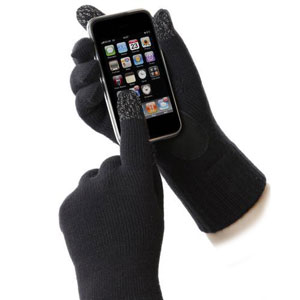 Gants Smartouch Totes Hommes ? Noirs