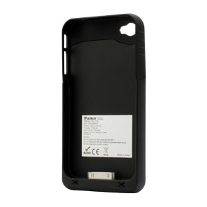 MiLi Power Spring 4 External Battery Pack for iPhone 4 - 1600mAh