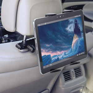 "Arkon TAB-RSHM Universal Tablet Headrest Mount for 7"" to 12"" Tablets"