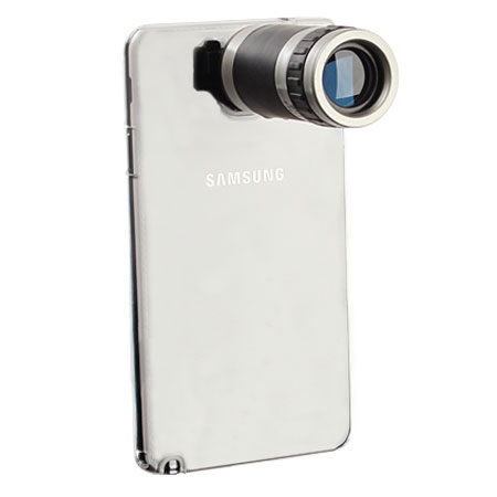 Samsung Galaxy Note 3 Long Range Telescope Photo Lens Case