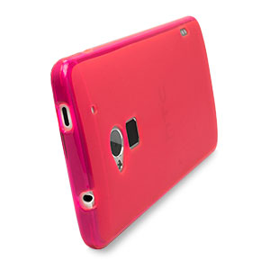 FlexiShield Case for HTC One Max - Pink