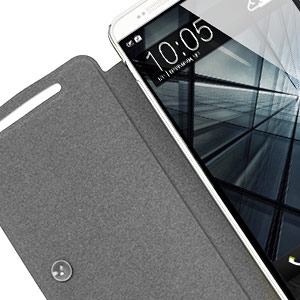 Flip Folio Case for HTC One Max - Blue