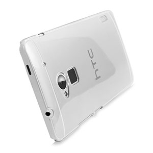 Crystal Clear Case for HTC One Max