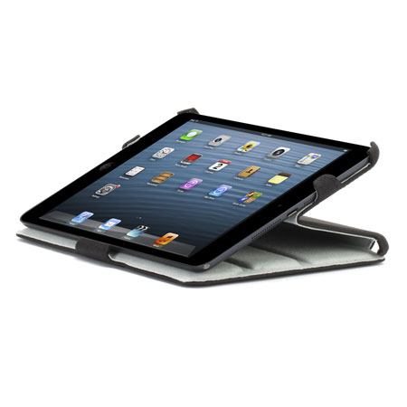 Griffin Journal and Workstand Case for iPad 5 - Black
