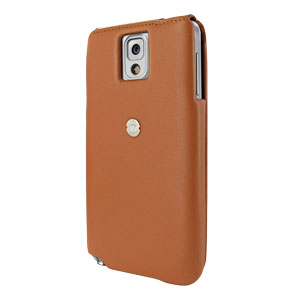 Piel Frama iMagnum For Samsung Galaxy Note 3 - Tan
