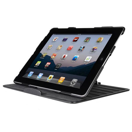Incipio Flagship Folio Case For iPad 5 - Black
