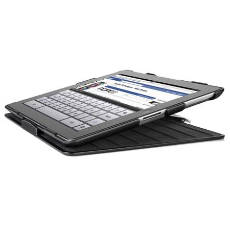 Incipio Flagship Folio Case For iPad 5 - Black