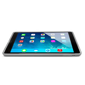 FlexiShield Skin Case for iPad Air - Clear