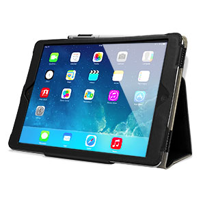 Stand and Type Case for iPad Air - Black