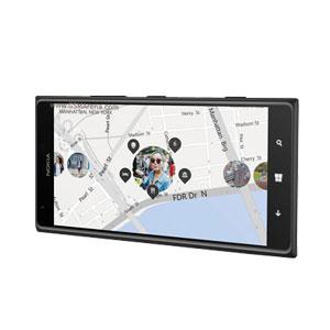Sim Free Nokia Lumia 1520 - Black