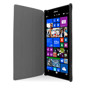 Nokia Protective Cover Case for Lumia 1520 - Black