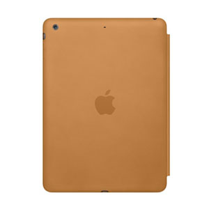 Apple Leather Smart Cover for iPad 2 - Black