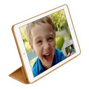 Smart Case Apple en Cuir pour iPad Air ? Marron