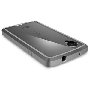 Spigen SGP Ultra Hybrid for Google Nexus 5 - Grey