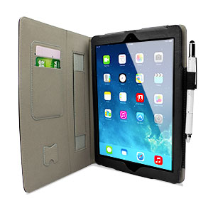 Sonivo Leather Style Case for Google Nexus 7 2 - Black