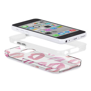 Case-Mate Tough Naked Case for iPhone 5C - Smooch