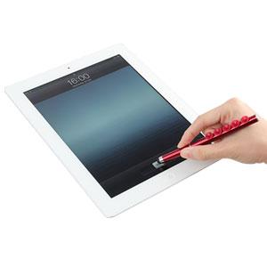 iDuo Stylus Pen - Silver