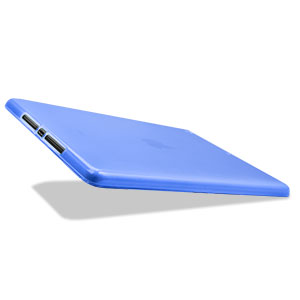 FlexiShield Skin Case for iPad Air - Blue