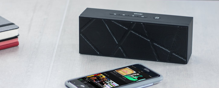 Olixar BoomBrick Wireless Bluetooth Speaker - Black