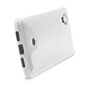 FlexiShield Case for Google Nexus 5 - White