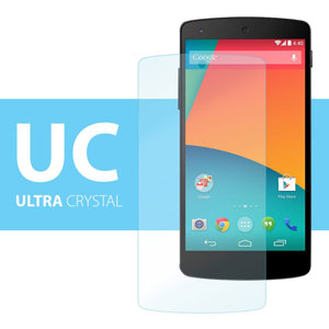 Spigen SGP Steinheil Ultra Crystal LG Nexus 5 Screen Protector
