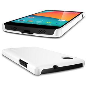 Spigen Ultra Fit Case for Google Nexus 5 - Smooth White