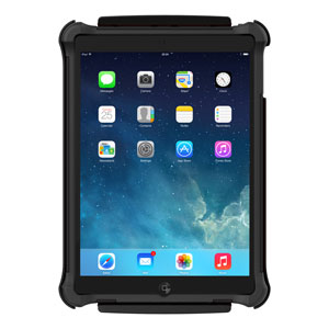 Ballistic Tough Jacket Case for iPad Air - Black