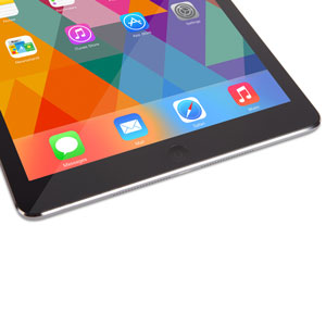 Moshi iVisor Screen Protector for iPad Air - Black