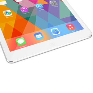 Moshi iVisor Anti Glare Screen Protector for iPad Air - White