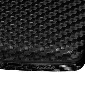 dbrand Textured Back Cover for Google Nexus 5 - Black Carbon Fibre
