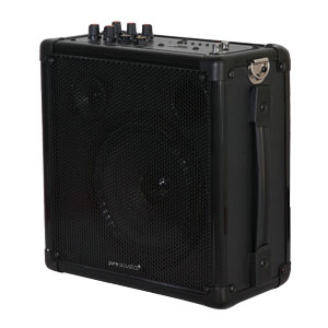 Pure Acoustics MCP-50 Portable PA Karaoke System - Black