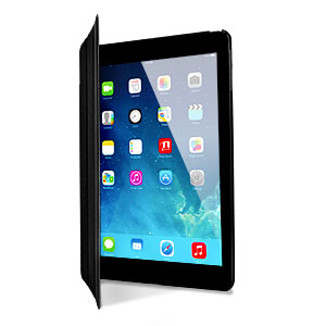 Smart Cover With Back Case For IPad Air - Black
