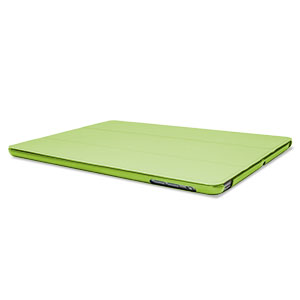 Smart Cover with Hard Back Case for iPad Air - Green