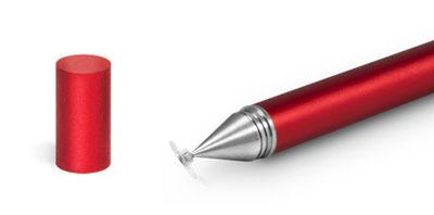 Stylet Adonit Jot Mini - Rouge