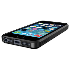 Spigen SGP Ultra Hybrid for iPhone 5C - Grey