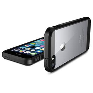 Spigen SGP Ultra Hybrid for iPhone 5C - Grey
