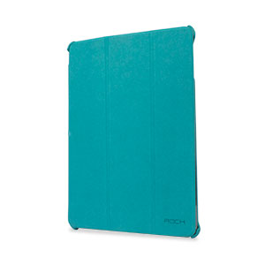 Rock Texture Series Smart Cover for iPad Air - Teal Green
