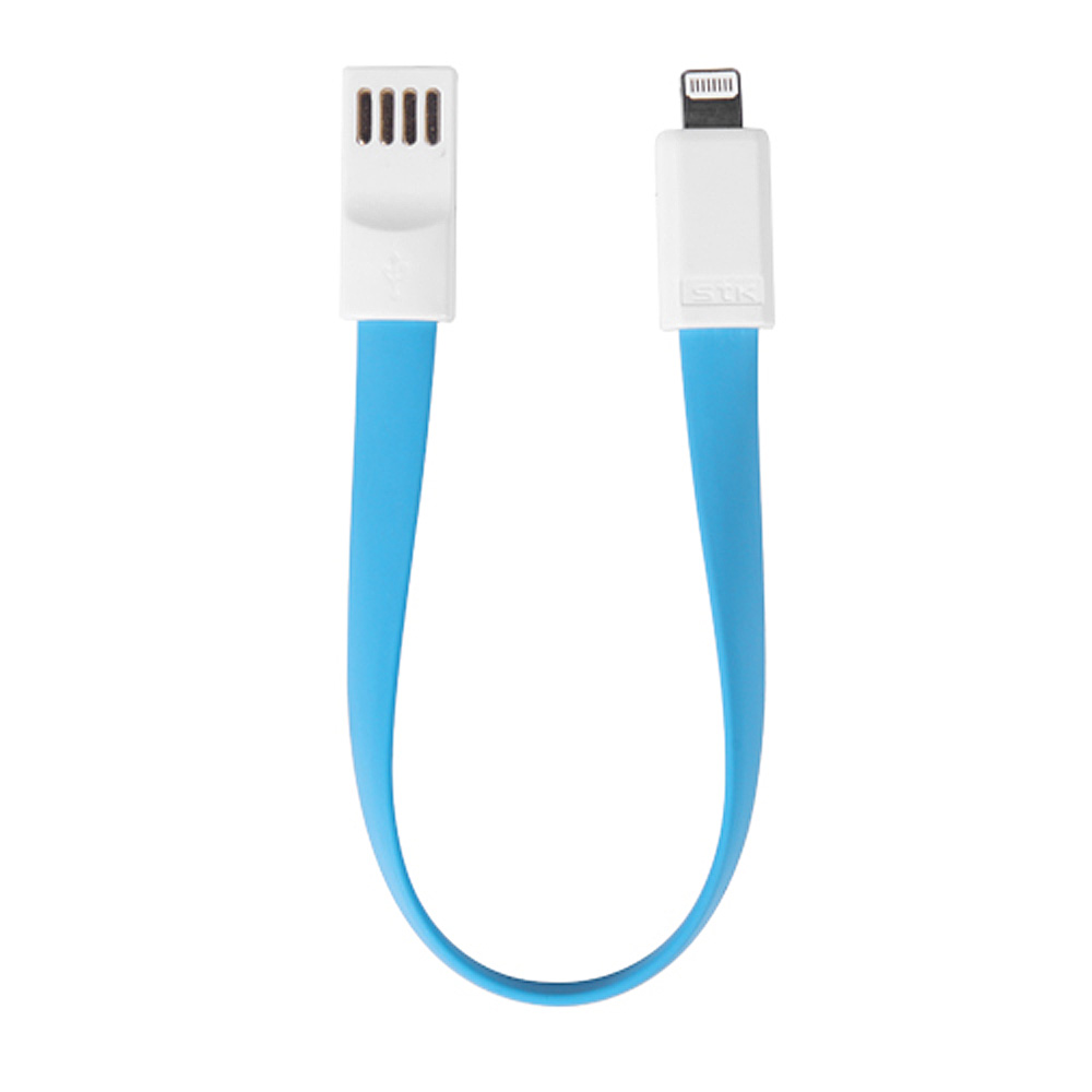 iPhone 5S / 5C / 5 USB Magnetic Data and Charging Cable  - Blue