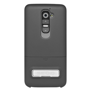 Seidio Surface Case for LG G2 with Kickstand - Black