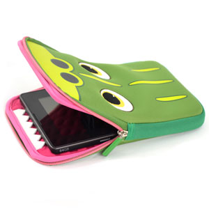 TabZoo Universal Tablet Sleeve 8 Inch - Croc