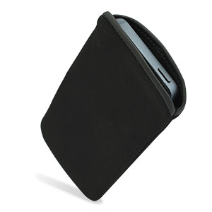 Cellux Universal ML Microfibre Pouch - Black