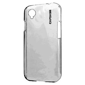 Capdase Karapace Jacket for Google Nexus 5 - Tinted Black