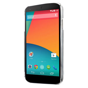 Capdase Karapace Jacket for Google Nexus 5 - 100% Clear