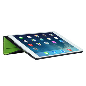 Capdase Folio Dot Folder Case for iPad Air - Black