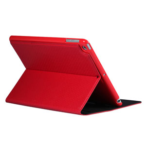 Capdase Folio Dot Folder Case for iPad Air - Black