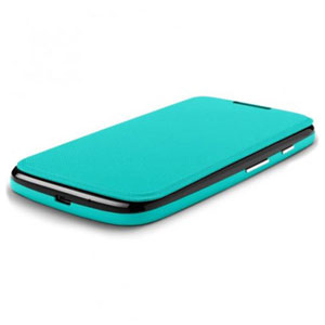 Official Motorola Moto G Flip Cover - Turquoise
