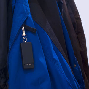 Juiceful Lite Key Chain for Lightning Devices