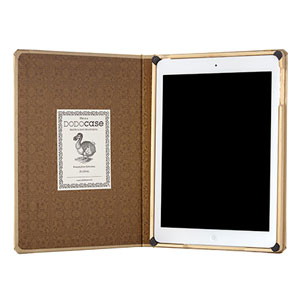 DODOcase Classic Case for iPad 3 - Sky Blue